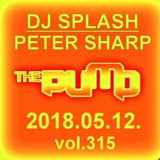 Dj Splash (Peter Sharp)   Pump WEEKEND 2018.05.12. www.djsplash.hu