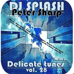 Dj Splash (Peter Sharp)   Delicate tunes vol.28 2017 www.djsplash.hu