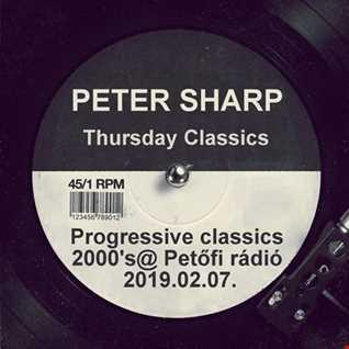 Dj Splash (Peter Sharp)  Progressive classics 2000's @ MR2 2019.02.07. www.djsplash.hu