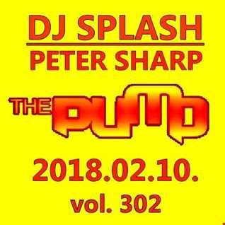 Dj Splash (Peter Sharp)   Pump WEEKEND 2018.02.10. www.djsplash.hu