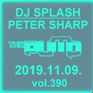 Dj Splash (Peter Sharp)   Pump WEEKEND 2019.11.09. www.djsplash.hu