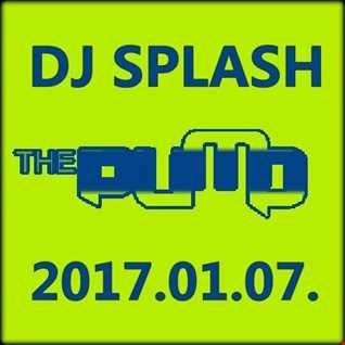 Dj Splash (Peter Sharp)   Pump WEEKEND 2017.01.07. www.djsplash.hu