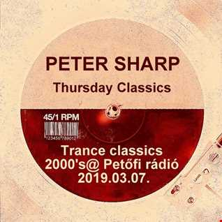Dj Splash (Peter Sharp)  Trance classics 2000's @ MR2 2019.03.07. www.djsplash.hu