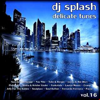 Dj Splash (Lynx Sharp)   Delicate tunes vol.16 2015 www.djsplash.hu