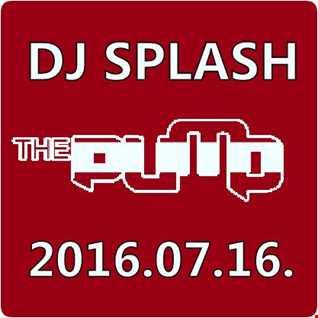 Dj Splash (Lynx Sharp)   Pump WEEKEND 2016.07.16 www.djsplash.hu