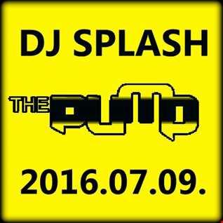 Dj Splash (Lynx Sharp)   Pump WEEKEND 2016.07.09 www.djsplash.hu