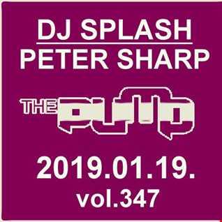 Dj Splash (Peter Sharp)   Pump WEEKEND 2019.01.19   NU DISCO edition   www.djsplash.hu