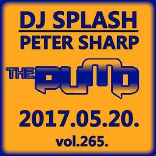 Dj Splash (Peter Sharp)   Pump WEEKEND 2017.05.20. www.djsplash.hu