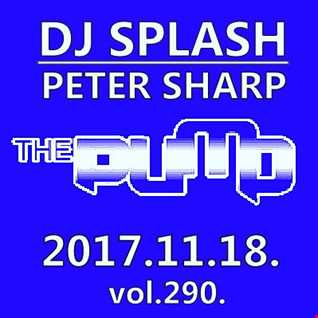 Dj Splash (Peter Sharp)   Pump WEEKEND 2017.11.18   FESTIVAL SESSION   www.djsplash.hu