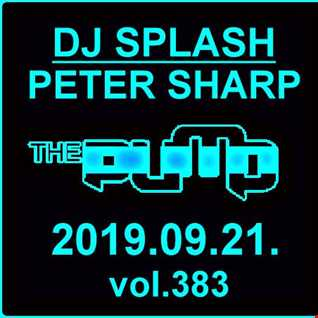 Dj Splash (Peter Sharp)   Pump WEEKEND 2019.09.21. www.djsplash.hu