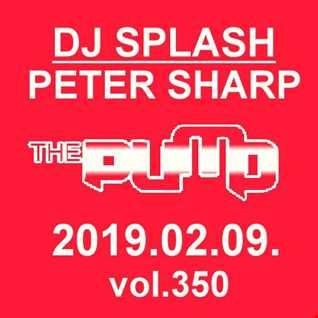 Dj Splash (Peter Sharp)   Pump WEEKEND 2019.02.09. www.djsplash.hu