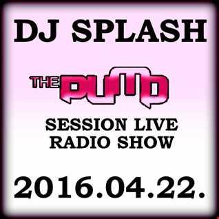 Dj Splash (Lynx Sharp)   Pump Session Live Radio Show 2016.04.22. www.djsplash.hu