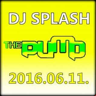 Dj Splash (Lynx Sharp)   Pump WEEKEND 2016.06.11 www.djsplash.hu