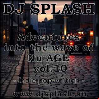 Dj Splash (Lynx Sharp)   Adventures into the wave of Nu AGE vol.10   Indie pop edition