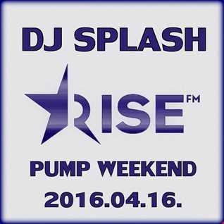 Dj Splash (Lynx Sharp)   Pump WEEKEND 2016.04.16 www.djsplash.hu