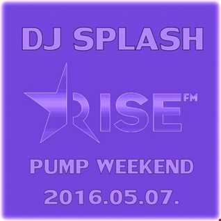 Dj Splash (Lynx Sharp)   Pump WEEKEND 2016.05.07 www.djsplash.hu