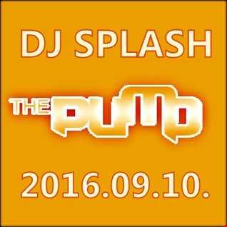 Dj Splash (Peter Sharp)   Pump WEEKEND 2016.09.10 www.djsplash.hu