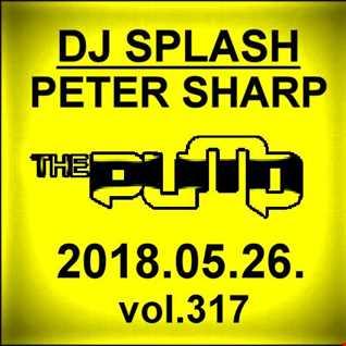 Dj Splash (Peter Sharp)   Pump WEEKEND 2018.05.26. www.djsplash.hu