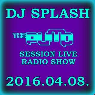 Dj Splash (Lynx Sharp) - Pump Session Live Radio Show 2016.04.08.
