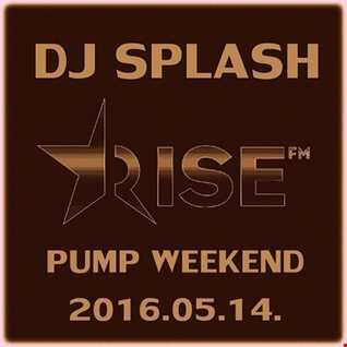 Dj Splash (Lynx Sharp)   Pump WEEKEND 2016.05.14 www.djsplash.hu