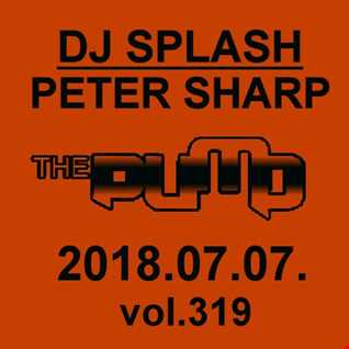 Dj Splash (Peter Sharp)   Pump WEEKEND 2018.07.07   NU DISCO edition   www.djsplash.hu
