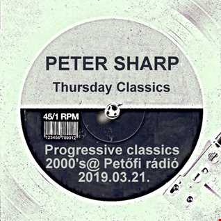 Dj Splash (Peter Sharp)  Progressive classics 2000's @ MR2 2019.03.21. www.djsplash.hu