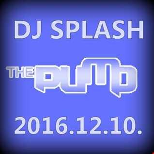 Dj Splash (Peter Sharp)   Pump WEEKEND 2016.12.10 www.djsplash.hu