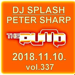 Dj Splash (Peter Sharp)   Pump WEEKEND 2018.11.10   JACKIN' HOUSE SESSION   www.djsplash.hu