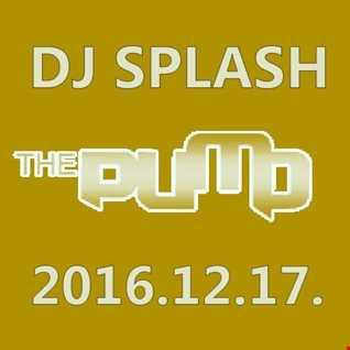 Dj Splash (Peter Sharp)   Pump WEEKEND 2016.12.17 www.djsplash.hu