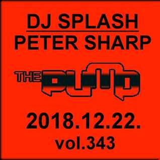 Dj Splash (Peter Sharp)   Pump WEEKEND 2018.12.22. www.djsplash.hu