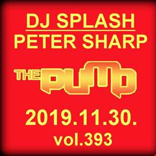 Dj Splash (Peter Sharp)   Pump WEEKEND 2019.11.30. www.djsplash.hu