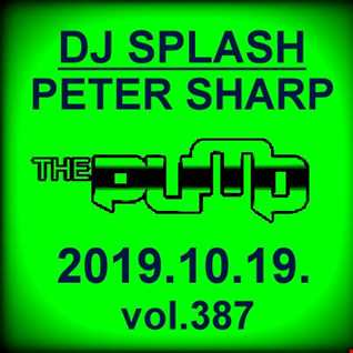 Dj Splash (Peter Sharp)   Pump WEEKEND 2019.10.19. www.djsplash.hu