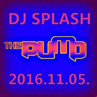 Dj Splash (Peter Sharp)   Pump WEEKEND 2016.11.05   MINIMAL SESSION   www.djsplash.hu