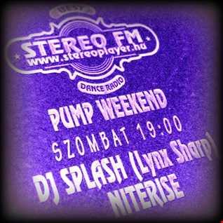 Dj Splash (Lynx Sharp)   Pump WEEKEND 2014.11.01   Nu Disco edition www.djsplash.hu