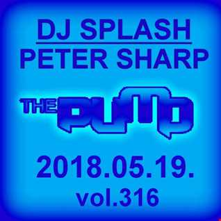 Dj Splash (Peter Sharp)   Pump WEEKEND 2018.05.19   NU DISCO edition   www.djsplash.hu
