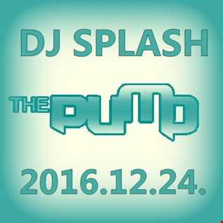 Dj Splash (Peter Sharp)   Pump WEEKEND 2016.12.24   NU DISCO edition www.djsplash.hu