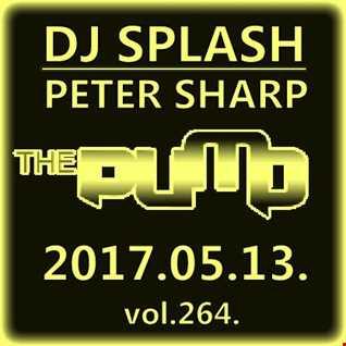Dj Splash (Peter Sharp)   Pump WEEKEND 2017.05.13   100% PURE HOUSE   www.djsplash.hu