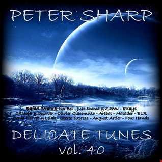 Dj Splash (Peter Sharp)   Delicate tunes vol.40   MELODYC TECHNO EDITION 2019 www.djsplash.hu