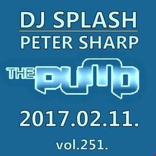 Dj Splash (Peter Sharp)   Pump WEEKEND 2017.02.11. www.djsplash.hu
