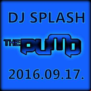 Dj Splash (Peter Sharp)   Pump WEEKEND 2016.09.17 www.djsplash.hu