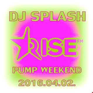 Dj Splash (Lynx Sharp)   Pump WEEKEND 2016.04.02   NU DISCO edition www.djsplash.hu