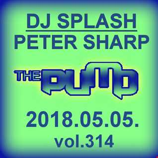 Dj Splash (Peter Sharp)   Pump WEEKEND 2018.05.05. www.djsplash.hu