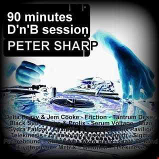 Dj Splash (Peter Sharp)   90 minutes D'n'B Session 2018 www.djsplash.hu