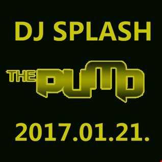 Dj Splash (Peter Sharp)   Pump WEEKEND 2017.01.21   100% PURE HOUSE   www.djsplash.hu