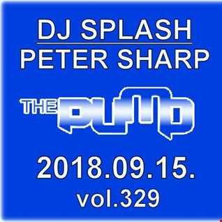 Dj Splash (Peter Sharp)   Pump WEEKEND 2018.09.15. www.djsplash.hu