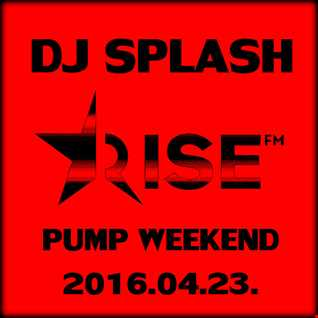 Dj Splash (Lynx Sharp)   Pump WEEKEND 2016.04.23 www.djsplash.hu