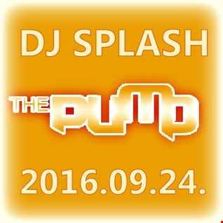 Dj Splash (Peter Sharp)   Pump WEEKEND 2016.09.24 www.djsplash.hu