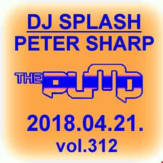 Dj Splash (Peter Sharp)   Pump WEEKEND 2018.04.21. www.djsplash.hu