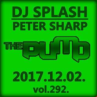 Dj Splash (Peter Sharp)   Pump WEEKEND 2017.12.02   DOWNTEMPO SPECIAL   www.djsplash.hu