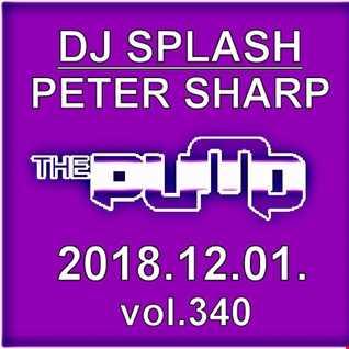 Dj Splash (Peter Sharp)   Pump WEEKEND 2018.12.01   NU DISCO edition   www.djsplash.hu